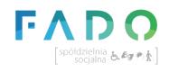 logo fado spółdzielnia socjalna