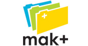 Mak+ Logo